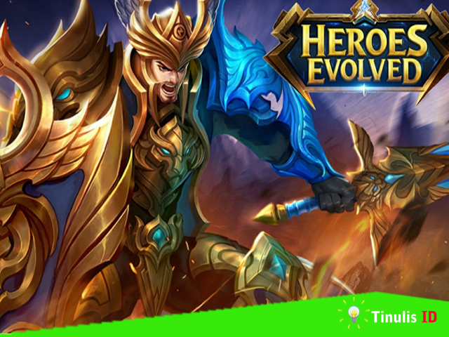 Heroes Evolved - Game Moba Heroes Evolved